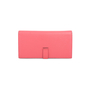 Authentic Pre Owned Hermès Rose Lipstick Bearn Wallet (PSS-197-00087) - Thumbnail 2