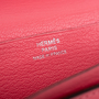 Authentic Pre Owned Hermès Rose Lipstick Bearn Wallet (PSS-197-00087) - Thumbnail 6