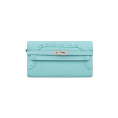 Bleu Atoll Ghillies Kelly Classic Wallet
