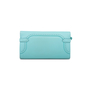Authentic Pre Owned Hermès Bleu Atoll Ghillies Kelly Classic Wallet (PSS-197-00088) - Thumbnail 2