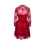 Authentic Second Hand Maje Rayela Two Tone Lace Dress (PSS-197-00091) - Thumbnail 1