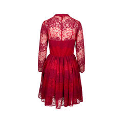 Maje rayela two tone lace dress 2?1536727076