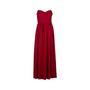 Authentic Second Hand Monique Lhuillier Bustier Pleated Gown (PSS-236-00039) - Thumbnail 0
