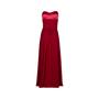 Authentic Second Hand Monique Lhuillier Bustier Pleated Gown (PSS-236-00039) - Thumbnail 1