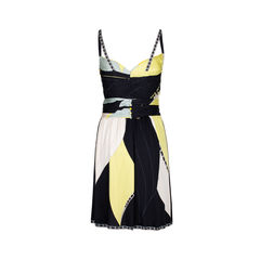 Emilio pucci sash detail draped dress 2?1536737922