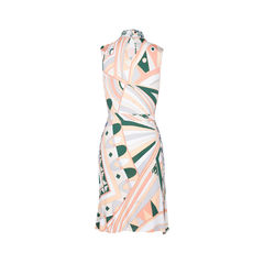 Emilio pucci collar printed dress 2?1536737972