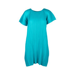 Mellow Pleated Dress