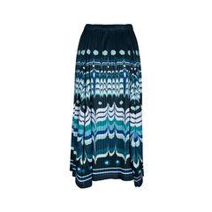 Pleats please printed midi skirt 2?1536824495