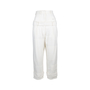 Authentic Pre Owned Alexander McQueen Double High Waist Pants (PSS-034-00022) - Thumbnail 0