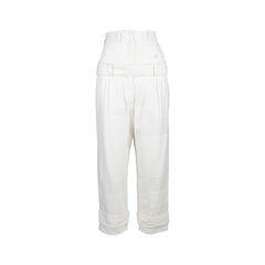 Double High Waist Pants