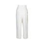 Authentic Second Hand Alexander McQueen Double High Waist Pants (PSS-034-00022) - Thumbnail 1