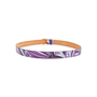 Authentic Pre Owned Emilio Pucci  Printed Waist Belt (PSS-548-00010) - Thumbnail 2