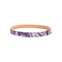 Authentic Pre Owned Emilio Pucci  Printed Waist Belt (PSS-548-00010) - Thumbnail 3