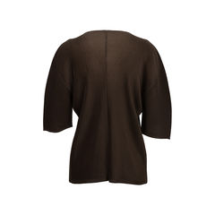 Pleats please three quarter short sleeve cardigan 2?1536831551