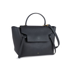 Celine belt tote bag black 2?1536892307