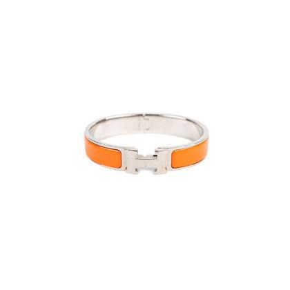 Authentic Second Hand Hermès Clic Clac Bracelet (PSS-552-00014)