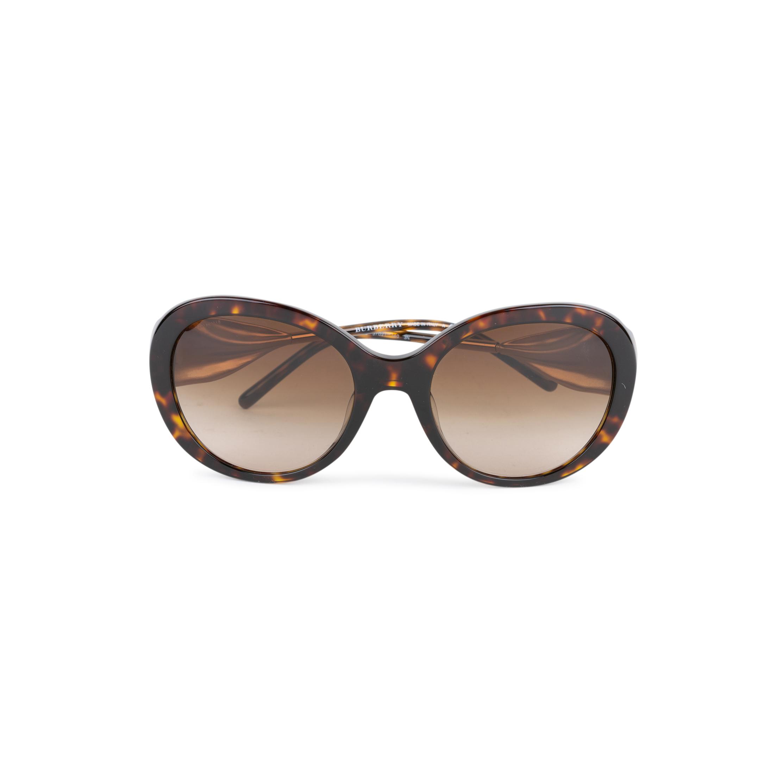 f2940572e8b1 Authentic Second Hand Burberry Tortoiseshell Sunglasses (PSS-552-00015)