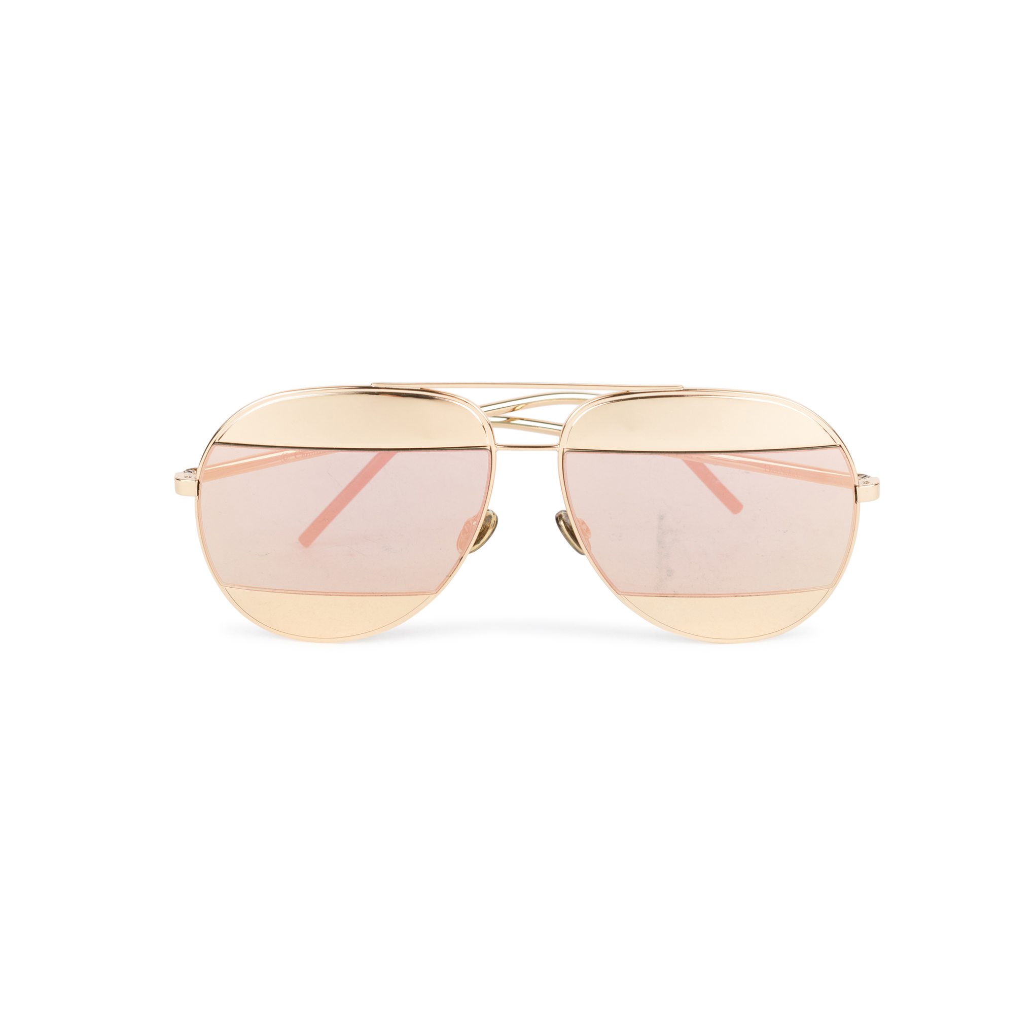 fb5d8bf15539 Authentic Second Hand Christian Dior Dior Split 1 Sunglasses  (PSS-552-00017) - THE FIFTH COLLECTION