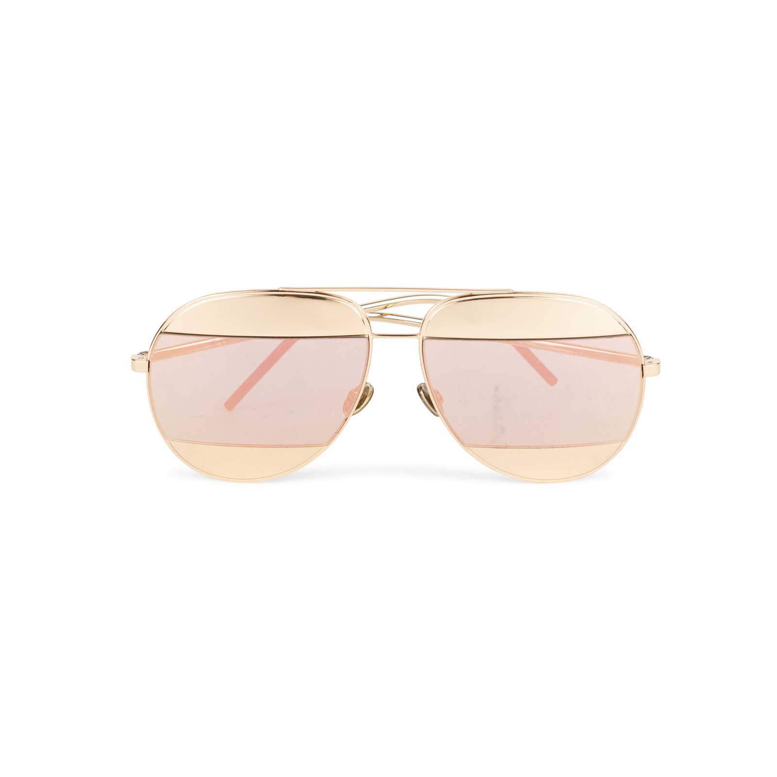 566cbd8b79c Authentic Second Hand Christian Dior Dior Split 1 Sunglasses  (PSS-552-00017) ...