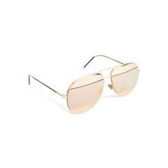 Christian dior dior split 1 sunglasses metallic 2?1536893530
