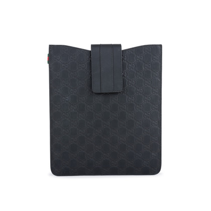 Authentic Pre Owned Gucci Guccissima Ipad Case (PSS-552-00023)