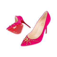 Christian louboutin door knock pumps 2?1536894068