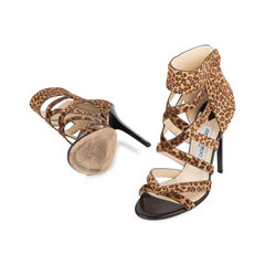 Jimmy choo leopard print zipper sandals 2?1536894148