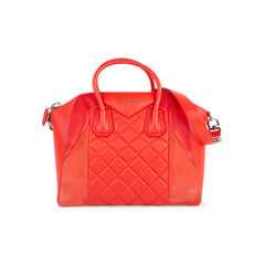 Quilted Antigona Bag