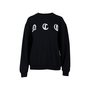 Authentic Second Hand McQ Alexander Mcqueen Embroidered Cotton Jersey Sweater (PSS-424-00099) - Thumbnail 0