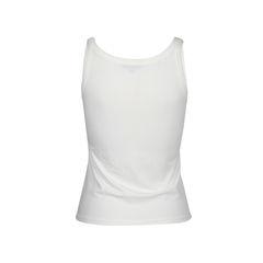 Loewe pink logo applique t shirt white 2?1537162829