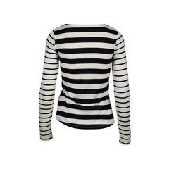 Burberry striped knit sweater multicolour 2?1537163003