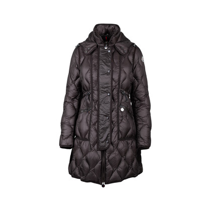 Authentic Pre Owned Moncler Long Down Coat (PSS-200-01483)