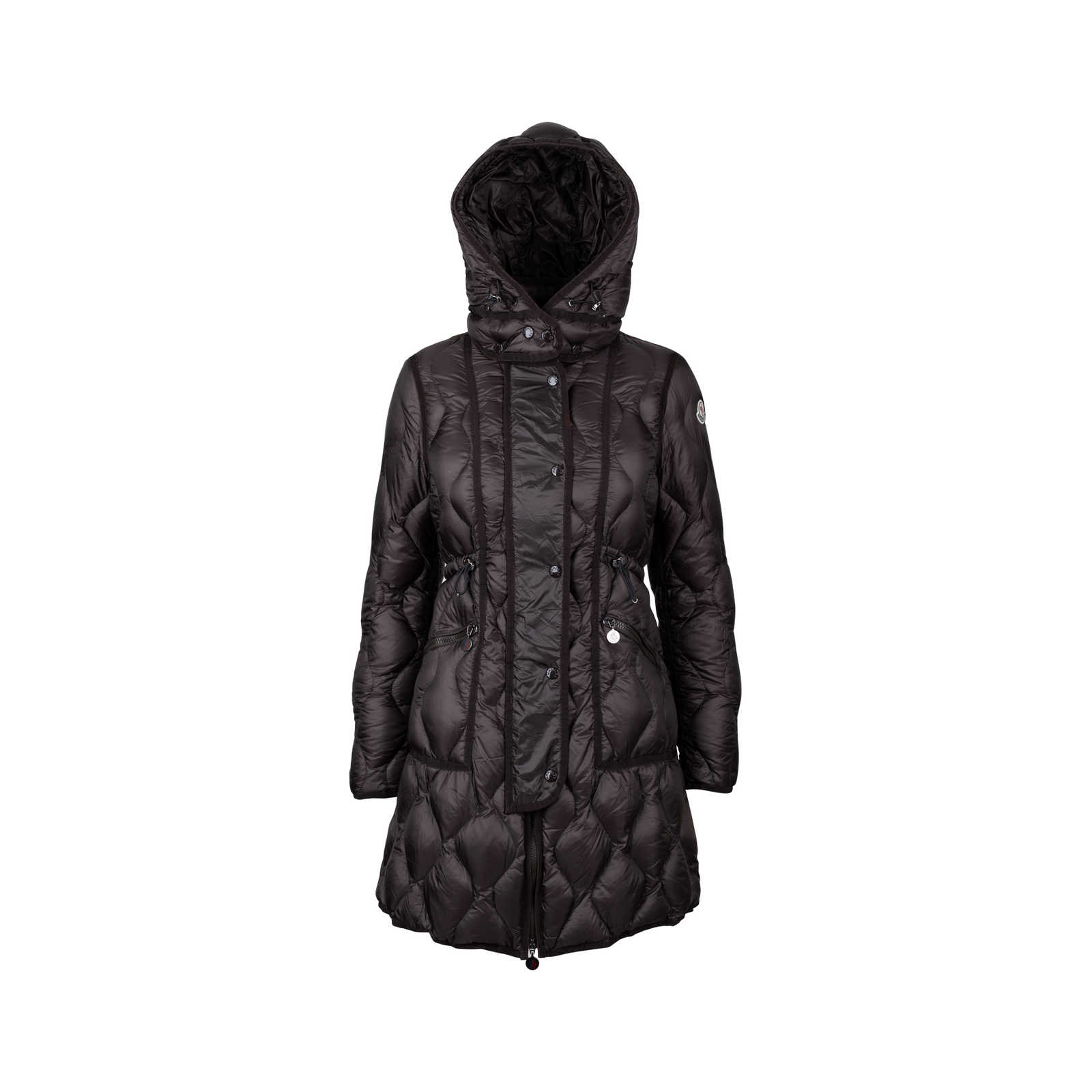 4e05ebf61 Authentic Second Hand Moncler Long Down Coat (PSS-200-01483) - THE ...