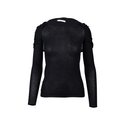 Authentic Second Hand Prada Knit Top (PSS-200-01420)