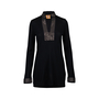 Authentic Second Hand Tory Burch Embellished Knit Tunic (PSS-200-01421) - Thumbnail 0