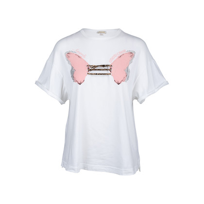 Authentic Second Hand Roberto Cavalli Angels T-shirt (PSS-200-01426)