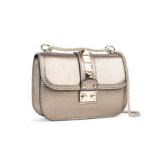 Valentino rockstud lock small shoulder bag 2?1537244352