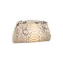 Authentic Pre Owned Darby Scott Python Clutch (PSS-145-00178) - Thumbnail 1