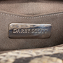 Authentic Pre Owned Darby Scott Python Clutch (PSS-145-00178) - Thumbnail 6