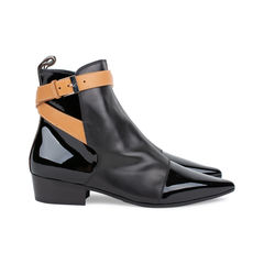 Louis vuitton pointed toe boots 5?1537261942
