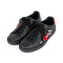 Authentic Pre Owned Gucci Ace Pierced Heart Leather Sneakers (PSS-145-00202) - Thumbnail 4