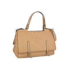 Bottega veneta intrecciatto flap bag 2?1537262095