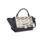Authentic Second Hand Céline Watersnake Skin Flap Trapeze Bag (PSS-145-00214) - Thumbnail 1