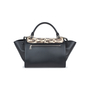 Authentic Second Hand Céline Watersnake Skin Flap Trapeze Bag (PSS-145-00214) - Thumbnail 2