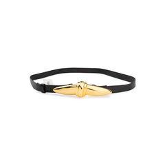 Gold Clasp Belt