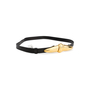 Authentic Second Hand Donna Karan Gold Clasp Belt (PSS-145-00171) - Thumbnail 2