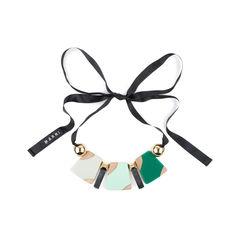 Marni trapezium necklace 2?1537382567