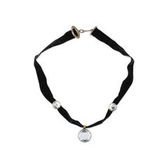 Marni resin crystal pendant necklace 2?1537382677