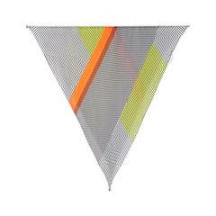 Issey miyake geometric printed scarf 2?1537382825