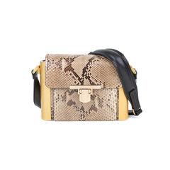 Python Crossbody Camera Bag